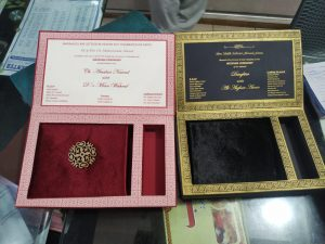 Wedding Cards With Dry Frute Box (3)