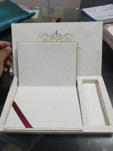 Wedding Cards With Dry Frute Box (4)