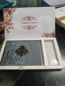 Wedding Cards With Dry Frute Box (6)