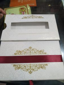 Wedding Cards With Dry Frute Box (7)