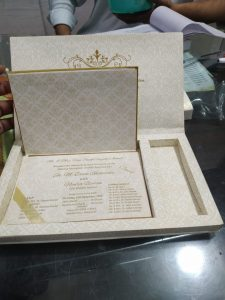 Wedding Cards With Dry Frute Box (8)